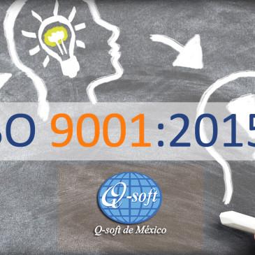 ¿ESTÁS PREPARADO PARA  LOS CAMBIOS DEL NUEVO ISO 9001:2015?   ..ACTUALÍZATE..